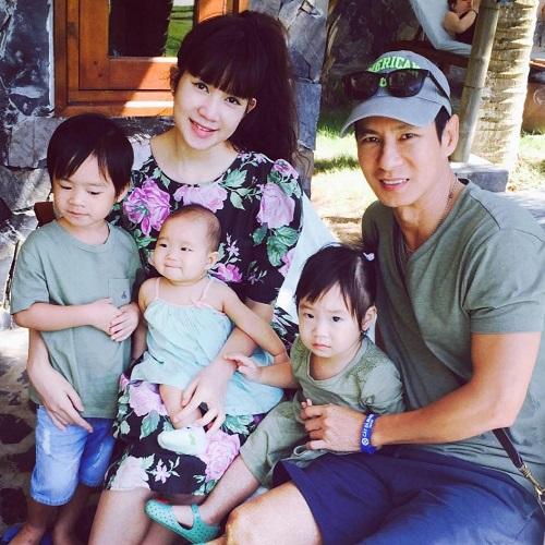 Gia đình Lý Hải được báo Nhật hết lời khen ngợi - 5
