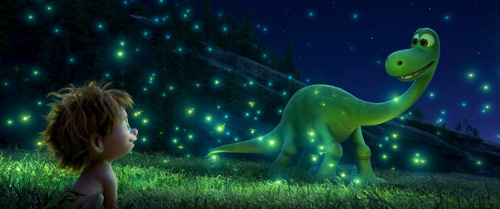 """Khi con người trở thành """"thú cưng"""" cho khủng long - 1"""