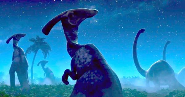 """Khi con người trở thành """"thú cưng"""" cho khủng long - 3"""