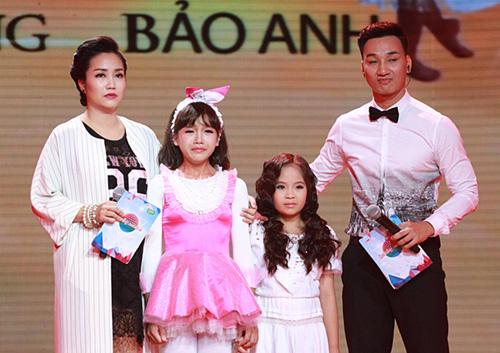 """Thủy Tiên """"căng thẳng"""" với Lâm Vinh Hải vì cô bé mồ côi - 3"""