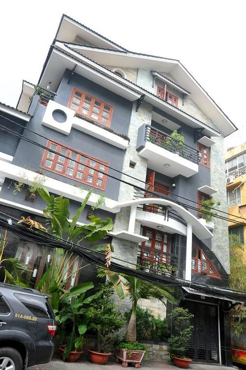5 sao Việt sở hữu nhà mặt phố đắt đỏ - 3