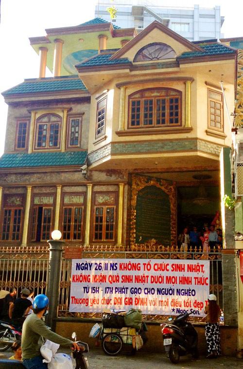 5 sao Việt sở hữu nhà mặt phố đắt đỏ - 5
