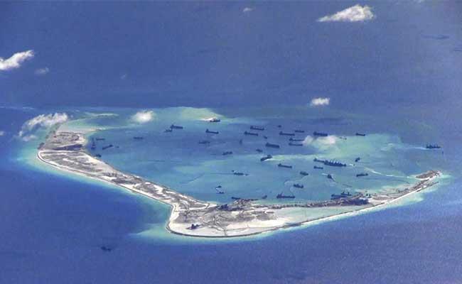Vừa tập trận trên Biển Đông, TQ vừa vu vạ láng giềng - 3