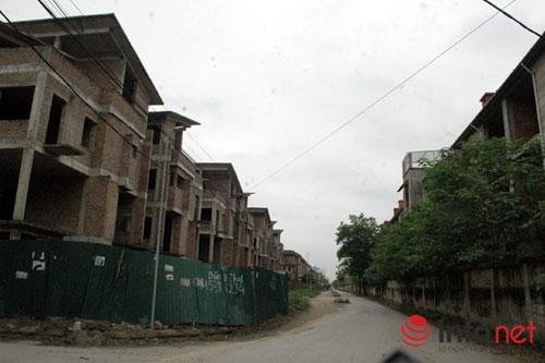 """Biệt thự chưa người ở đã """"hóa"""" nhà cổ giữa HN - 2"""