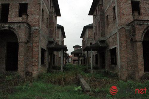 """Biệt thự chưa người ở đã """"hóa"""" nhà cổ giữa HN - 13"""