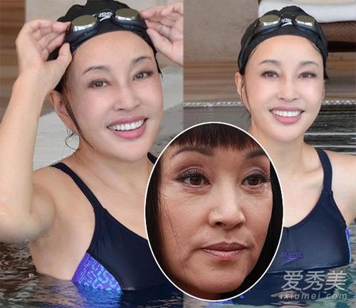 Sự thật giật mình của các mỹ nhân không tuổi Trung Quốc - 2