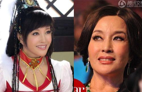Sự thật giật mình của các mỹ nhân không tuổi Trung Quốc - 5