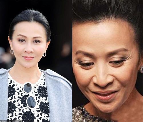 Sự thật giật mình của các mỹ nhân không tuổi Trung Quốc - 11