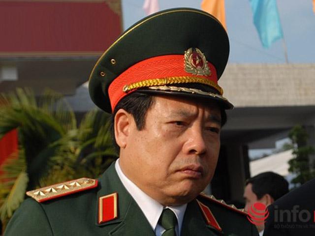 DPA gửi thư xin lỗi Đại tướng Phùng Quang Thanh - 1