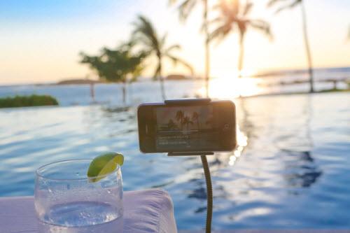 Bảo vệ iPhone khi thời tiết nắng nóng - 2