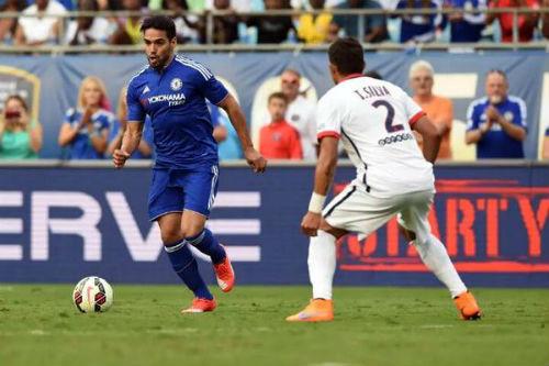 """Chelsea: Những giây phút """"hồi sinh"""" của Falcao - 1"""