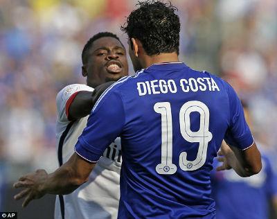 """Chelsea: Những giây phút """"hồi sinh"""" của Falcao - 4"""