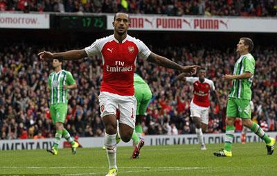 TRỰC TIẾP Arsenal - Wolfsburg: Nỗ lực bất thành (KT) - 4