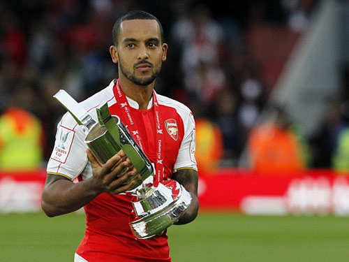 """Giành Emirates Cup, Wenger """"mơ"""" Walcott thành Henry - 1"""