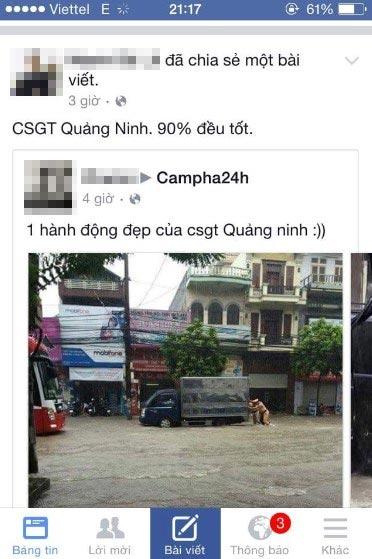 Hình ảnh CSGT dầm mưa phân luồng chống ùn tắc - 6
