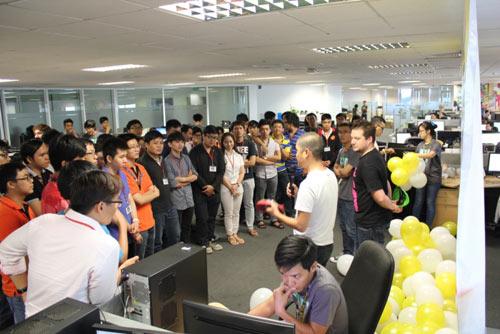 Học sinh tốt nghiệp THPT theo nghề lập trình nhờ game hot - 3