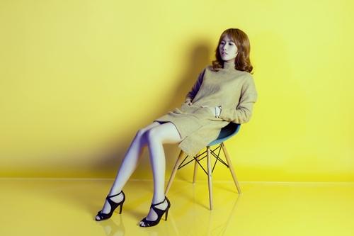 """""""Song Hye Kyo Việt"""" biến hóa trong bộ ảnh mới - 1"""