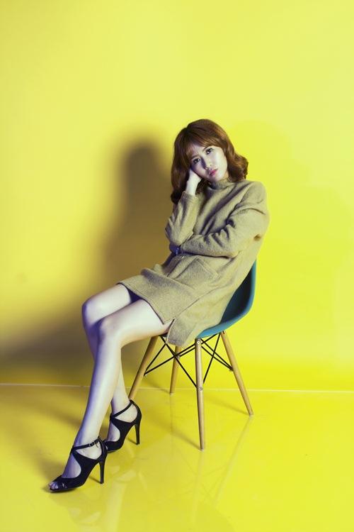 """""""Song Hye Kyo Việt"""" biến hóa trong bộ ảnh mới - 2"""