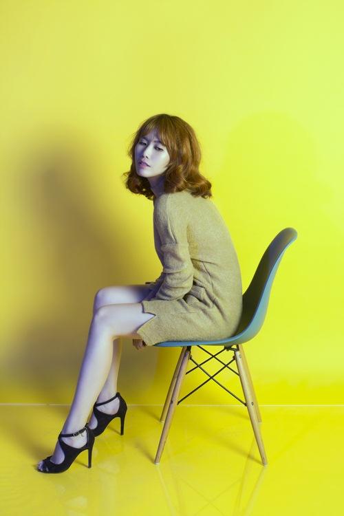 """""""Song Hye Kyo Việt"""" biến hóa trong bộ ảnh mới - 3"""