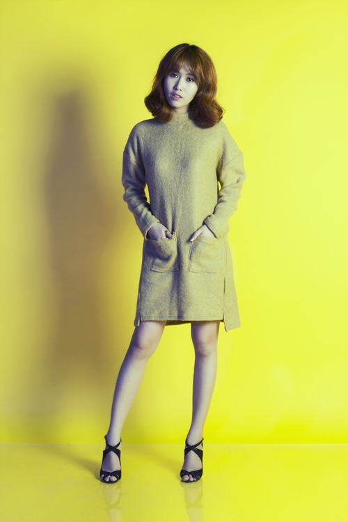"""""""Song Hye Kyo Việt"""" biến hóa trong bộ ảnh mới - 6"""