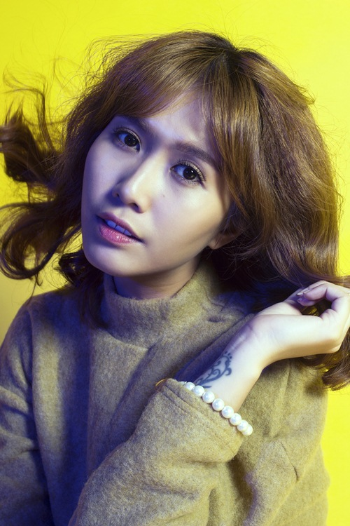 """""""Song Hye Kyo Việt"""" biến hóa trong bộ ảnh mới - 7"""