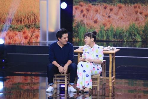 Việt Hương khiến khán giả vừa cười vừa khóc - 1