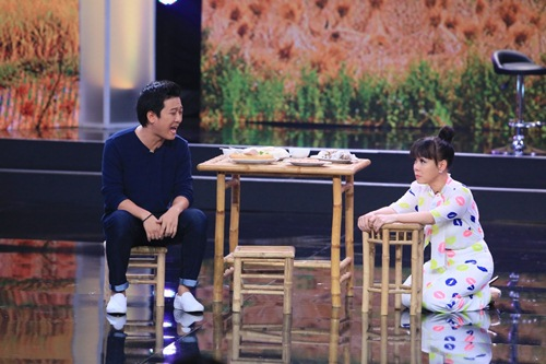 Việt Hương khiến khán giả vừa cười vừa khóc - 3