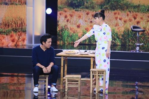 Việt Hương khiến khán giả vừa cười vừa khóc - 4