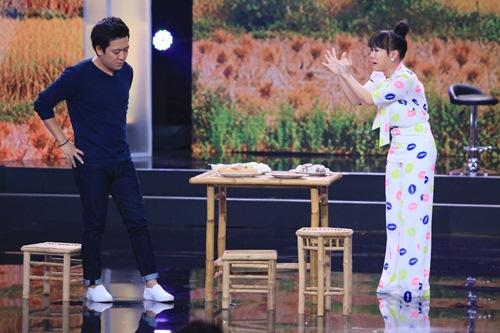Việt Hương khiến khán giả vừa cười vừa khóc - 5
