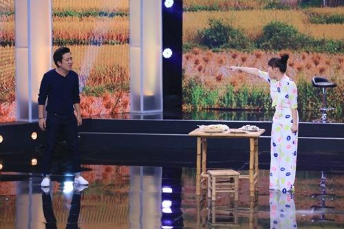Việt Hương khiến khán giả vừa cười vừa khóc - 6