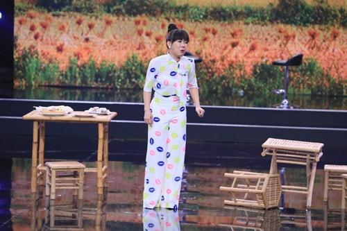 Việt Hương khiến khán giả vừa cười vừa khóc - 7