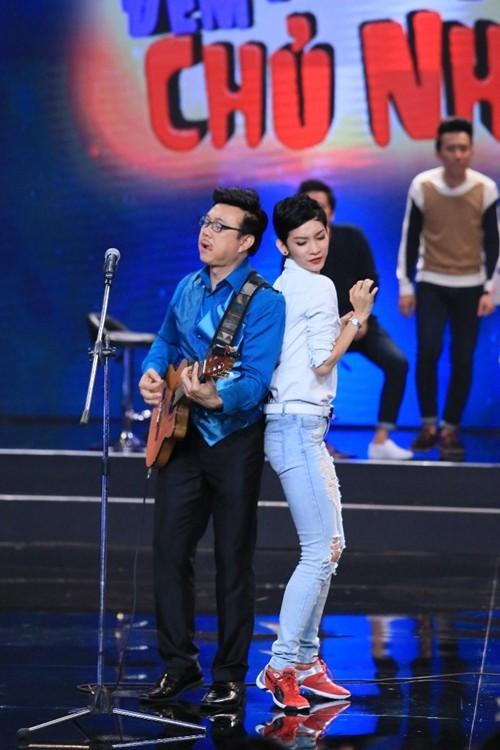 Việt Hương khiến khán giả vừa cười vừa khóc - 11