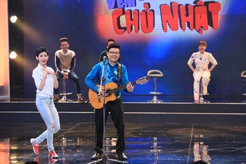 Việt Hương khiến khán giả vừa cười vừa khóc - 10