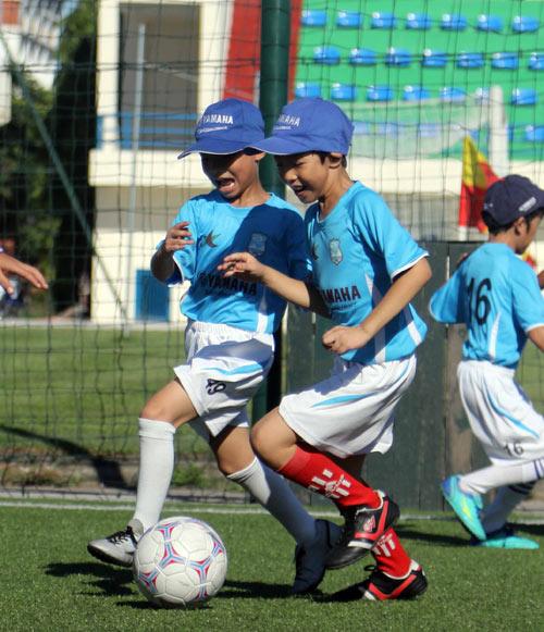 Nhìn lại trại hè bóng đá Yamaha 2015 - 4