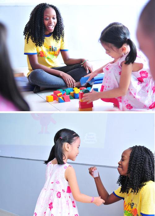 ILA chia sẻ niềm vui mùa hè cùng trẻ em kém may mắn - 2