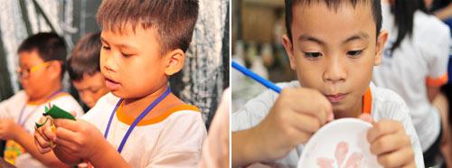 ILA chia sẻ niềm vui mùa hè cùng trẻ em kém may mắn - 4