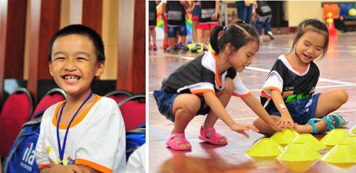 ILA chia sẻ niềm vui mùa hè cùng trẻ em kém may mắn - 1