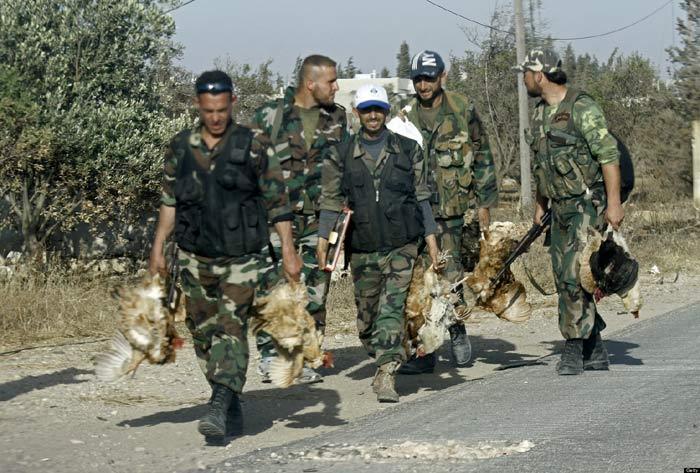 Quân đội Syria mất nửa quân số vì IS và nổi loạn - 3