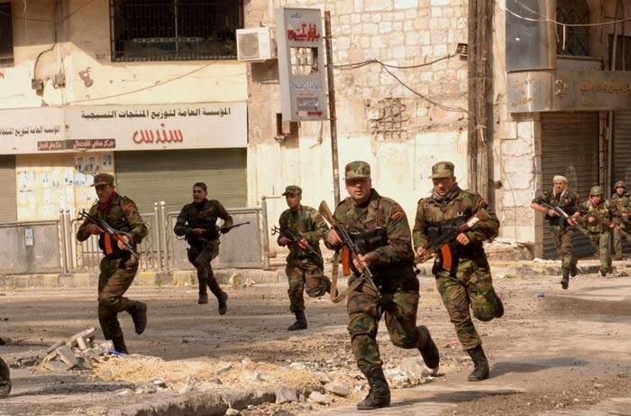 Quân đội Syria mất nửa quân số vì IS và nổi loạn - 2