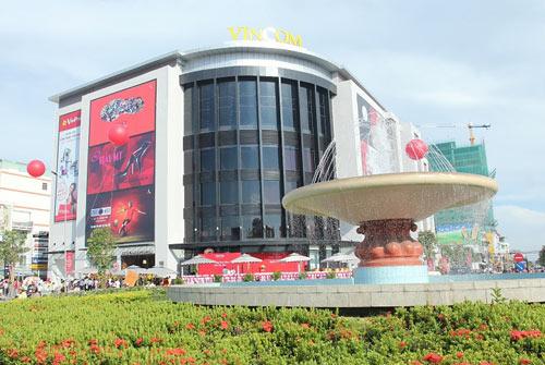Khai trương TTTM Vincom Hùng Vương - Cần Thơ - 2