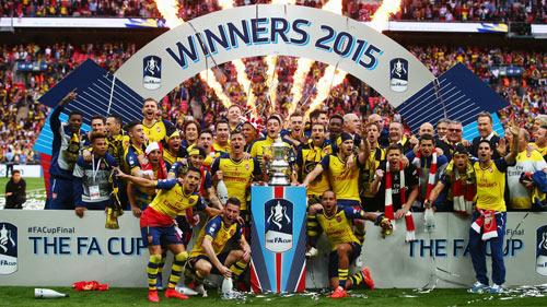 FA Cup – Giải đấu của những cam go và bất ngờ sửng sốt - 1