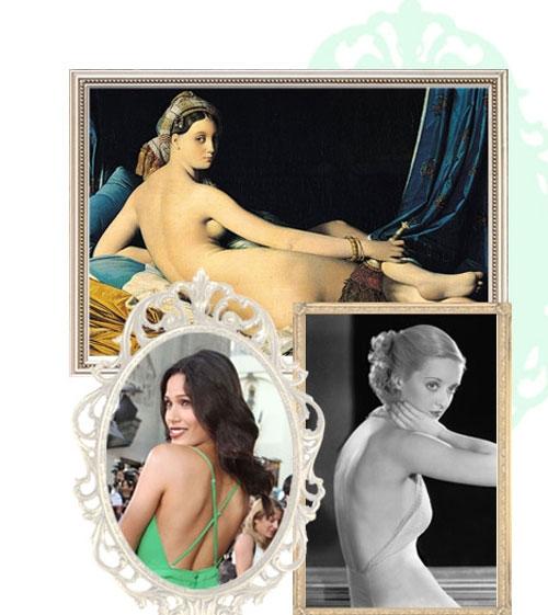 Bí mật về những bộ phận sexy nhất trên người phái đẹp - 3
