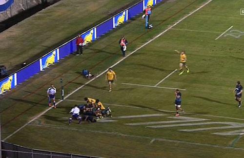 Cầu thủ rugby Úc gây sốc khi đánh nguội đối thủ - 3