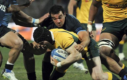 Cầu thủ rugby Úc gây sốc khi đánh nguội đối thủ - 5