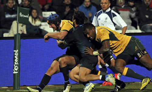 Cầu thủ rugby Úc gây sốc khi đánh nguội đối thủ - 6