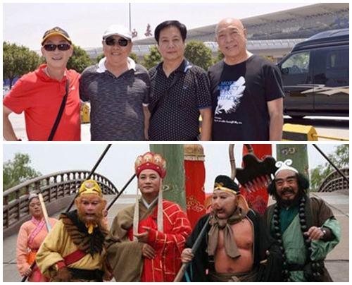 Thầy trò Đường Tăng hội ngộ sau hơn 30 năm - 1