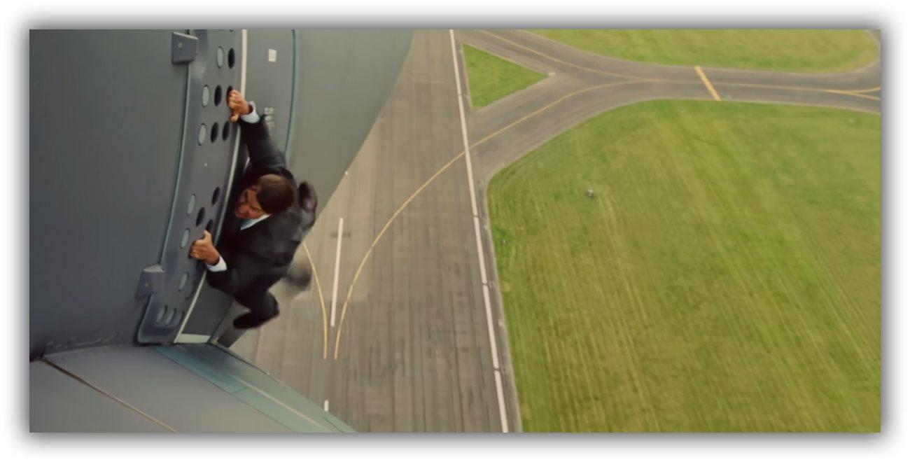 """Tom Cruise rơi vào tình huống """"nghìn cân treo sợi tóc"""" - 5"""