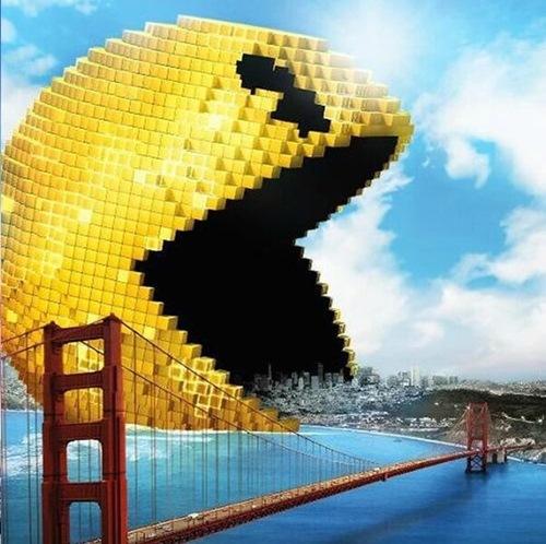 """Tìm hiểu đoàn quái vật xâm lăng trái đất trong """"Đại Chiến Pixels"""" - 2"""