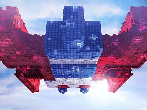 """Tìm hiểu đoàn quái vật xâm lăng trái đất trong """"Đại Chiến Pixels"""" - 3"""