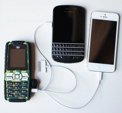 """Điện thoại siêu bền pin dùng 20 ngày giá 450.000đ """"gây sốt"""" - 4"""